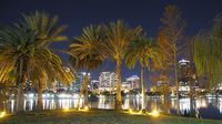 """Starting this month, the City of Orlando will host a free outdoor movie series in Lake Eola Park in Downtown Orlando on the last Friday of every month through August. While films are designed to be """"family friendly,"""" these alfresco..."""