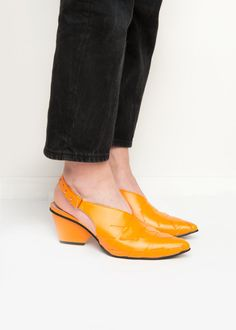 Covered Heel By Reike Nen - The Frankie Shop