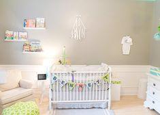 Bennett's Modern and Colorful Nursery - Project Nursery