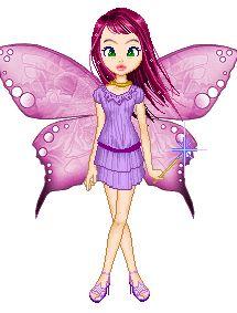 Candy Doll Animadas: Candy fadas