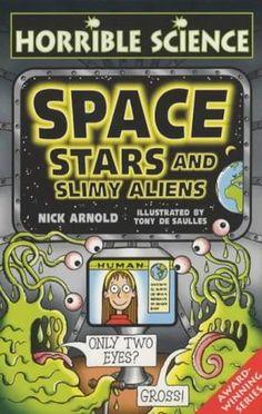 """Space, Stars and Slimy Aliens (Horrible Science)"" av Nick Arnold"