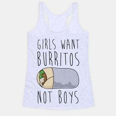 Show off your love of delicious burritos with this food pun inspired single life shirt.