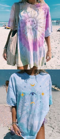 Polycocoshop Hot Sale Young Chic INS Style Tshirt Cute Lazy Outfits, Trendy Outfits, Summer Outfits, Mode Outfits, Fashion Outfits, Fashion Trends, Fashion Tips, Look Festival, Look Vintage