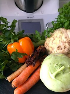 Suppenpaste aus dem Thermomix® – Foto: Nicole Stroschein