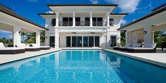 Sun Salutations Villa - stunning pool area