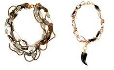 Susanna Galanis Layered Necklaces