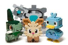 pokemon legos | Via : Classeur : Pokémon in LEGO