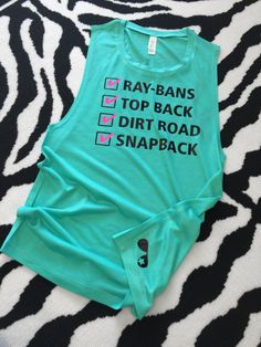 Old Dominion Snapback Tank Top: Women's Flowy Scoopneck Tank Top Country Music lyrics by Serendipitybeyondtee on Etsy https://www.etsy.com/listing/275513086/old-dominion-snapback-tank-top-womens