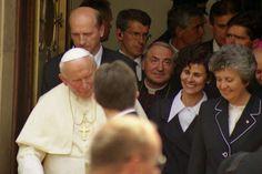 Juan Pablo II, el Papa que más escribió sobre las mujeres - Aleteia