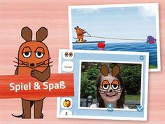 Die Maus App - Die Sendung mit der Maus Kinder App für Android, iPad, iPhone