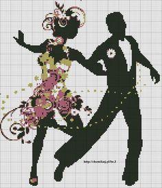 Gallery.ru / Фото #164 - Танцы (схемы) - Olgakam