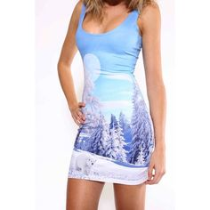 Polar Bear Dress - Black Milk  I need this!!
