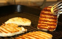 GRILLED WHITE CHEESEMain dishGRILLED WHITE CHEESE