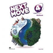Next Move 4 Workbook Macmillan Egitim
