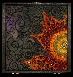 That Good Night. http://lisabinkley.typepad.com/lisa-binkleys-fiber-art/e-journal-entries.html