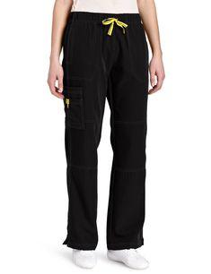 bf60078484a8d WonderWink Women s Scrubs Four Way Stretch Sporty Cargo Pant
