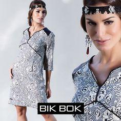 "Mais um modelo da tendência ""Dark Romance""Emoticono heart #fashion #bikbok #darkromance #tendência"