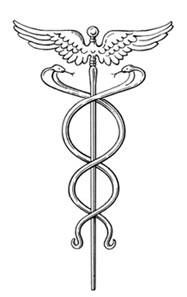 Caduceus of Mercury