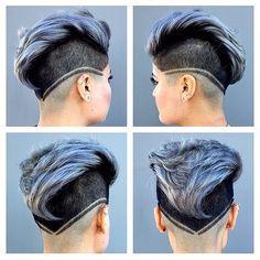 Shaved cut @KortenStEiN