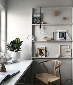 Swedish workspace