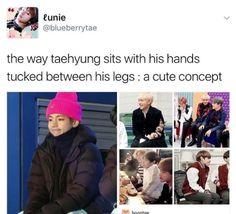 Cute Taehyung