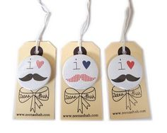 Swing Tags & Buttons