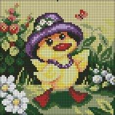 Уточка / Duckling