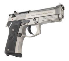 8 Best BERETTA 92FS (M9A1) Compact L Inox images | Guns