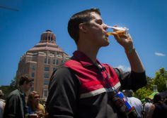 Beer City Fest is one of many ways Asheville celebrates its thriving craft beer culture.