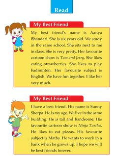 Writing skill - grade 1 - descriptive - my favorite fruit English Stories For Kids, Learning English For Kids, Teaching English Grammar, English Lessons For Kids, English Worksheets For Kids, English Writing Skills, English Reading, English Words, English Vocabulary