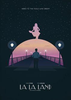 La La Land (2016) [1600 x 2263]