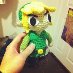 Link (Crochet) by SirPurlGrey