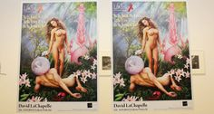 as you can see, actually it's art by David LaChapelle, a photograph depicting an actual photomodel, without any photo-manipulation in the genital area. these are photos of a male with breasts alike to the current song-contest winner. David Lachapelle, Carmen Carrera, Transgender, Current Songs, Photo Manipulation, Motto, Polaroid Film, Abstract, Reading