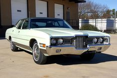 1971 Ford LTD Brougham Maintenance of old vehicles: the material for new cogs/casters/gears/pads could be cast polyamide which I (Cast polyamide) can produce