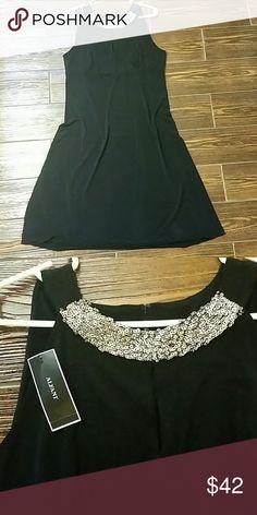 Selling this Party Dress Alfani NWT on Poshmark! My username is: semrogemro. #shopmycloset #poshmark #fashion #shopping #style #forsale #Alfani #Dresses & Skirts