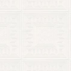 Belgravia Richmond Geometric Aztec Pattern Paintable Vinyl Wallpaper 5835  £8.99