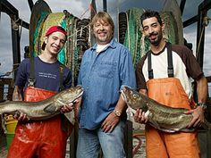 Deadliest Catch: Drama on the High Seas for the Harris Boys http://www.people.com/people/article/0,,20497027,00.html