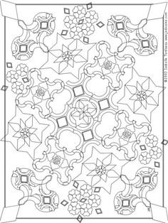 Difficult Level Mandala Coloring Pages | ... coloring pages! Enjoy fantastic coloring pages from Mandalas for