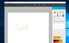 The age-old classic Microsoft Paint is staging a comeback.