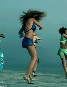 47 of Beyonce's best dance moves! I found this and it is perfect for you. Practice all of these!!!