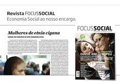 Uma revista com um cariz social