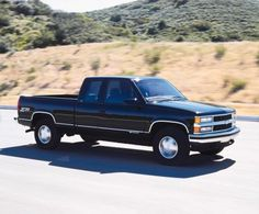 1999 Chevy Silverado Z71