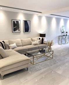 Home Living Room, Interior Design Living Room, Living Room Designs, Living Room Decor, Bedroom Decor, Wall Decor, Home Room Design, House Rooms, Home Decor