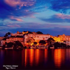 On the evening of the day Travlyng is awestruck with the beauty of the Sitting right beside this beautiful palace was built over a period of 400 years. Currently some parts of it have been converted to Udaipur India, Palace, Period, Louvre, Heaven, City, Building, Beauty, Beautiful