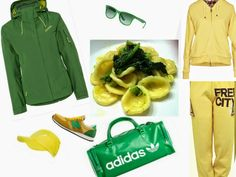 Italian Food and Style: Sport e moda