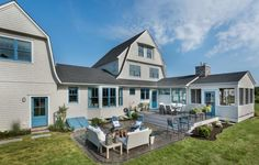 Outdoor Living at the TOH Idea House