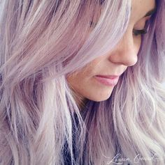 Lauren Conrad goes pastel purple and we love it!  http://www.reveal.co.uk/beauty/news/a561711/the-hills-lauren-conrad-dyes-her-blonde-hair-pastel-purple.html