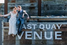 {Wedding} East Quay Whitstable Wedding » Anna Pumer Photography