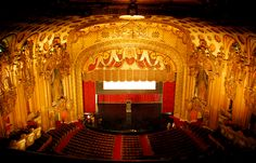 The Los Angeles Theater. My classmates and I got a tour of this beautiful theater when we began film school. One of my favorite memories with them <3
