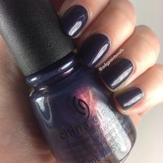 China Glaze The Great Outdoors Collection Fall 2015 - Sleeping Under the Stars by @adgpaintsnails